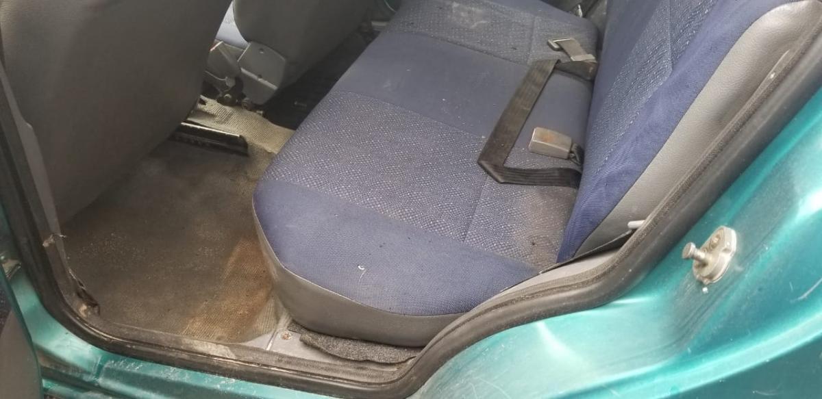 Automóvel Fiat Palio EL 1996/1997