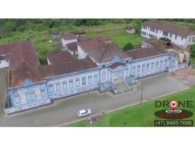 Antigo Hospital de São Francisco do Sul-SC